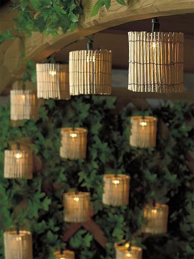 Bambuslaternen