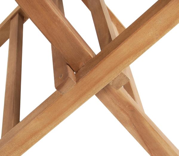 2 klappst hle aus c klasse teak pembroke 99 99. Black Bedroom Furniture Sets. Home Design Ideas