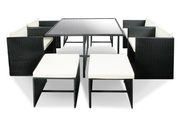 Gartenmobel Sofa Rund : Die cremefarbenen Sitzkissen ermöglichen einen besonders hohen [R