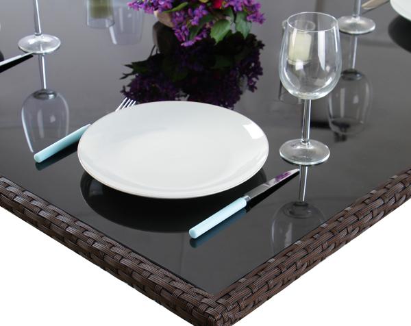 Toom Gartenmobel Lounge : Arboro™ Rattan GartenmöbelSet Beaumont, braun 609,99€