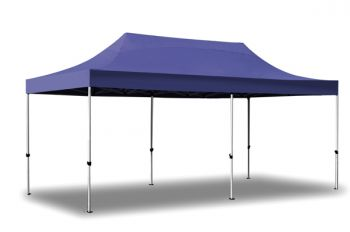 3m x 6m falt pavillon wasserfest blau 264 99. Black Bedroom Furniture Sets. Home Design Ideas