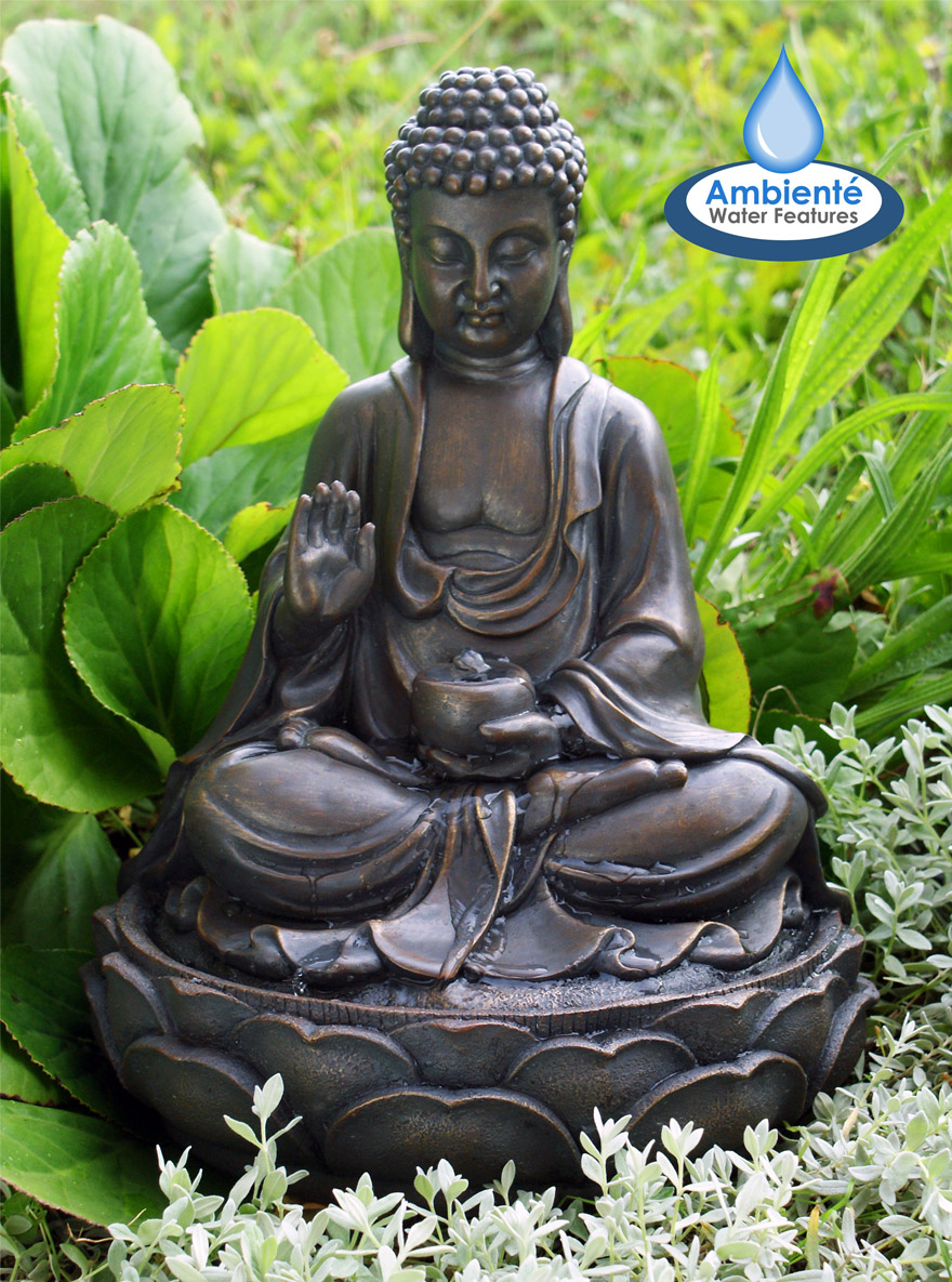Buddha Brunnen Garten ist genial design für ihr haus ideen