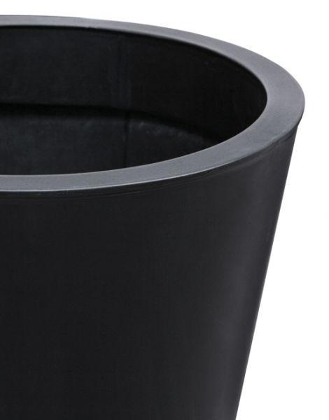 kegelf rmiger bertopf gro blumentopf garten. Black Bedroom Furniture Sets. Home Design Ideas