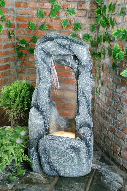 steinwand brunnen 309 99. Black Bedroom Furniture Sets. Home Design Ideas