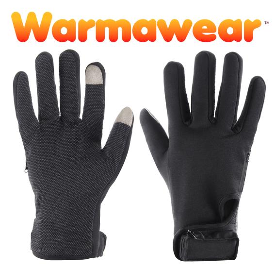 Finden Sie den niedrigsten Preis ein paar Tage entfernt USA billig verkaufen Warmawear™ Beheizbare Handschuhe