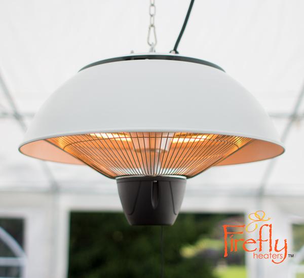 Watt Firefly Infrarot Heizstrahler Halogen