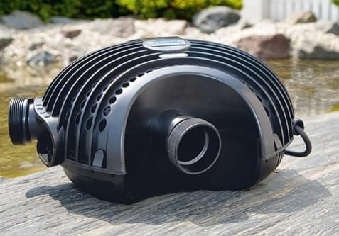 oase aquarius teichpumpe eco filter wasserlauf 469 99. Black Bedroom Furniture Sets. Home Design Ideas