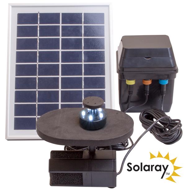 solaray 300 l std solarpumpen set mit batteriespeicher und led s 89 99. Black Bedroom Furniture Sets. Home Design Ideas
