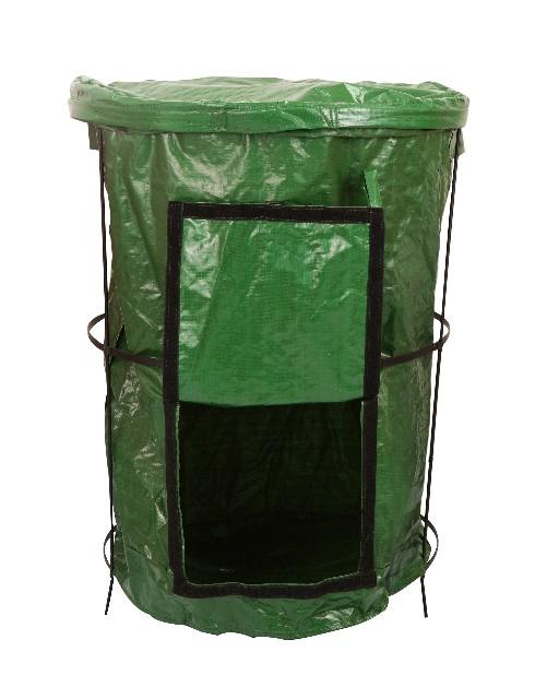 gro e kompost tasche mit klappe 22 99. Black Bedroom Furniture Sets. Home Design Ideas