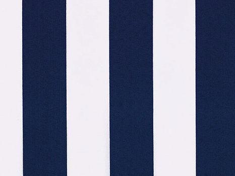 ersatzstoff inkl volant f r 5m x 3m markisen blau und wei gestreift 179 99. Black Bedroom Furniture Sets. Home Design Ideas