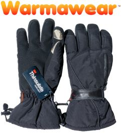 Warmawear™ Thermo-Handschuhe mit Touchscreen-Funktion