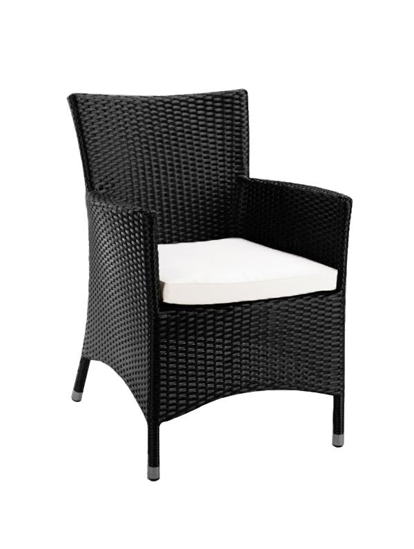 asha chesham gartenm bel set mit sonnenschirm schwarz 994 99. Black Bedroom Furniture Sets. Home Design Ideas