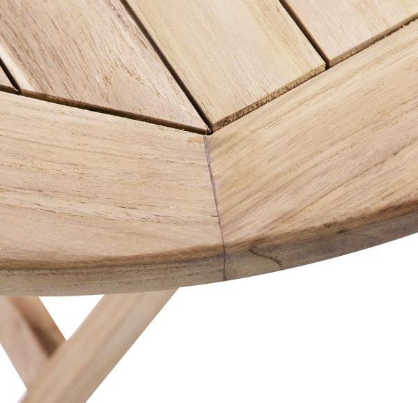 bistro set aus a klasse teakholz lakeland 3 tlg 264 99. Black Bedroom Furniture Sets. Home Design Ideas
