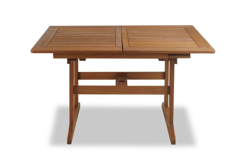 earlywood ausziehbarer gartentisch mit 6 ilford st hlen aus hartholz 569 99. Black Bedroom Furniture Sets. Home Design Ideas