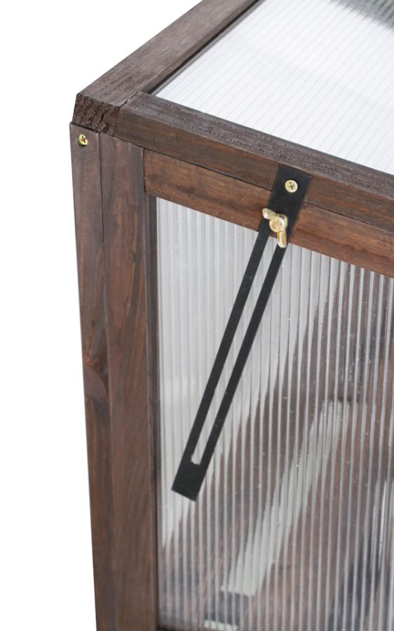 Lacewing™ Frühbeet mit Doppeltür aus Holz, 110cm x 76cm x 56cm 94,99 €