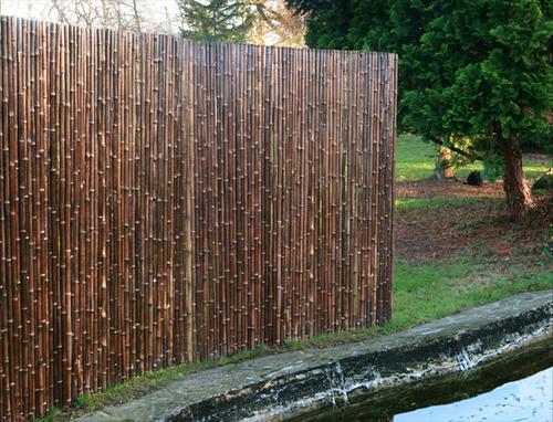 Sichtschutz Aus Bambus, 180Cm X 190Cm, Braun, Papillon™ 99,99 €