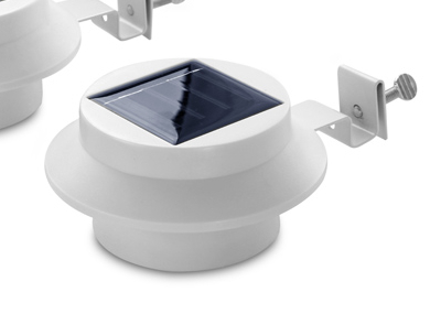 solaray solar leuchten f r dachrinnen 2er set 13 99. Black Bedroom Furniture Sets. Home Design Ideas