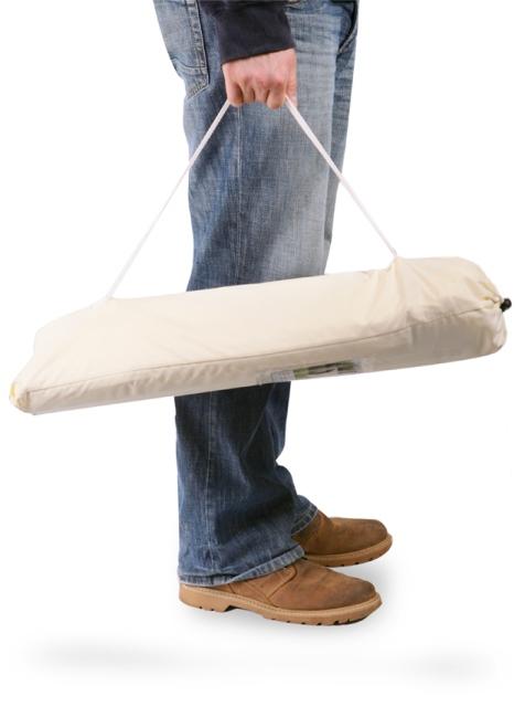 3m x 3m x 2 5m dreieck elfenbein sonnensegel und windschutz 29 99. Black Bedroom Furniture Sets. Home Design Ideas