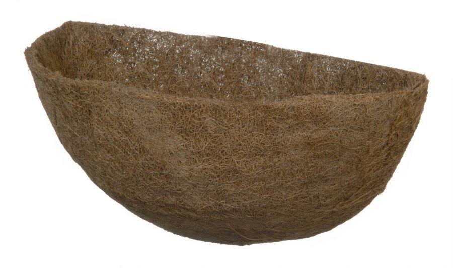 einsatz aus kokosfaser f r wandampeln 40cm 9 99. Black Bedroom Furniture Sets. Home Design Ideas