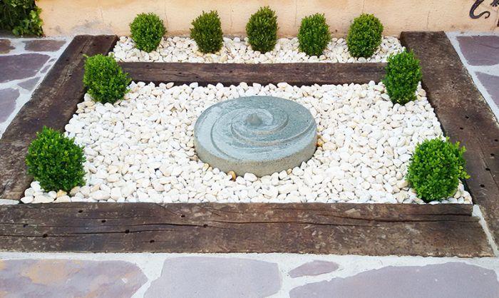 Mühlstein-Brunnen aus Naturstein/Granit 589,99 €