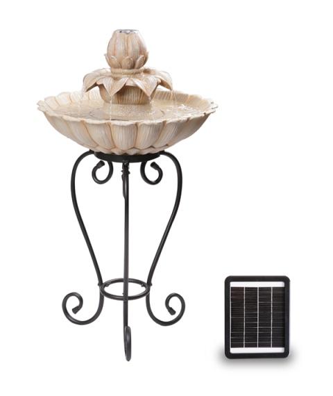 solar springbrunnen fairfax 144 99. Black Bedroom Furniture Sets. Home Design Ideas