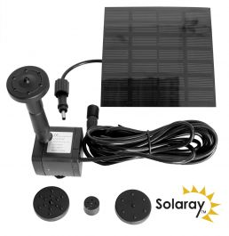 Solaray™ 150 L./Std. Solarpumpen-Set