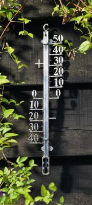 Filigranes Thermometer