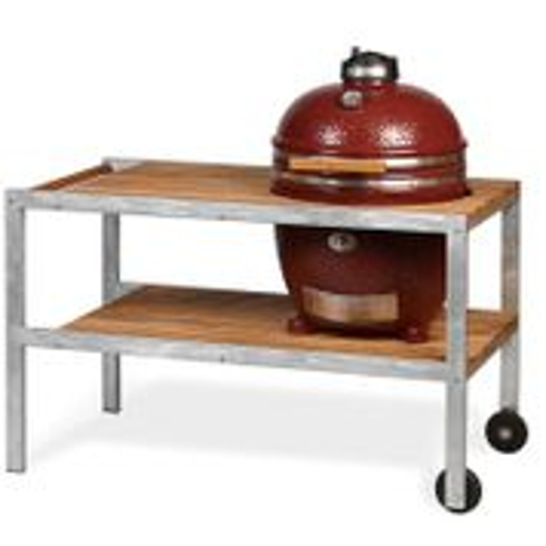 MONOLITH Grill - rot, mit Tisch 1.459,99
