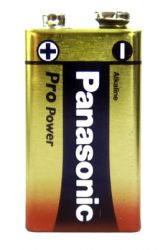 9V-Batterie, Panasonic