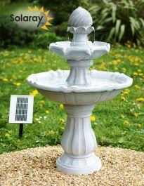 Solarbrunnen 4499 55 Solarbetriebene Brunnen