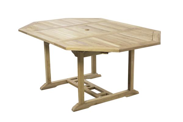 gartenm bel set aus a klasse teakholz pembroke 5 tlg 559 99. Black Bedroom Furniture Sets. Home Design Ideas